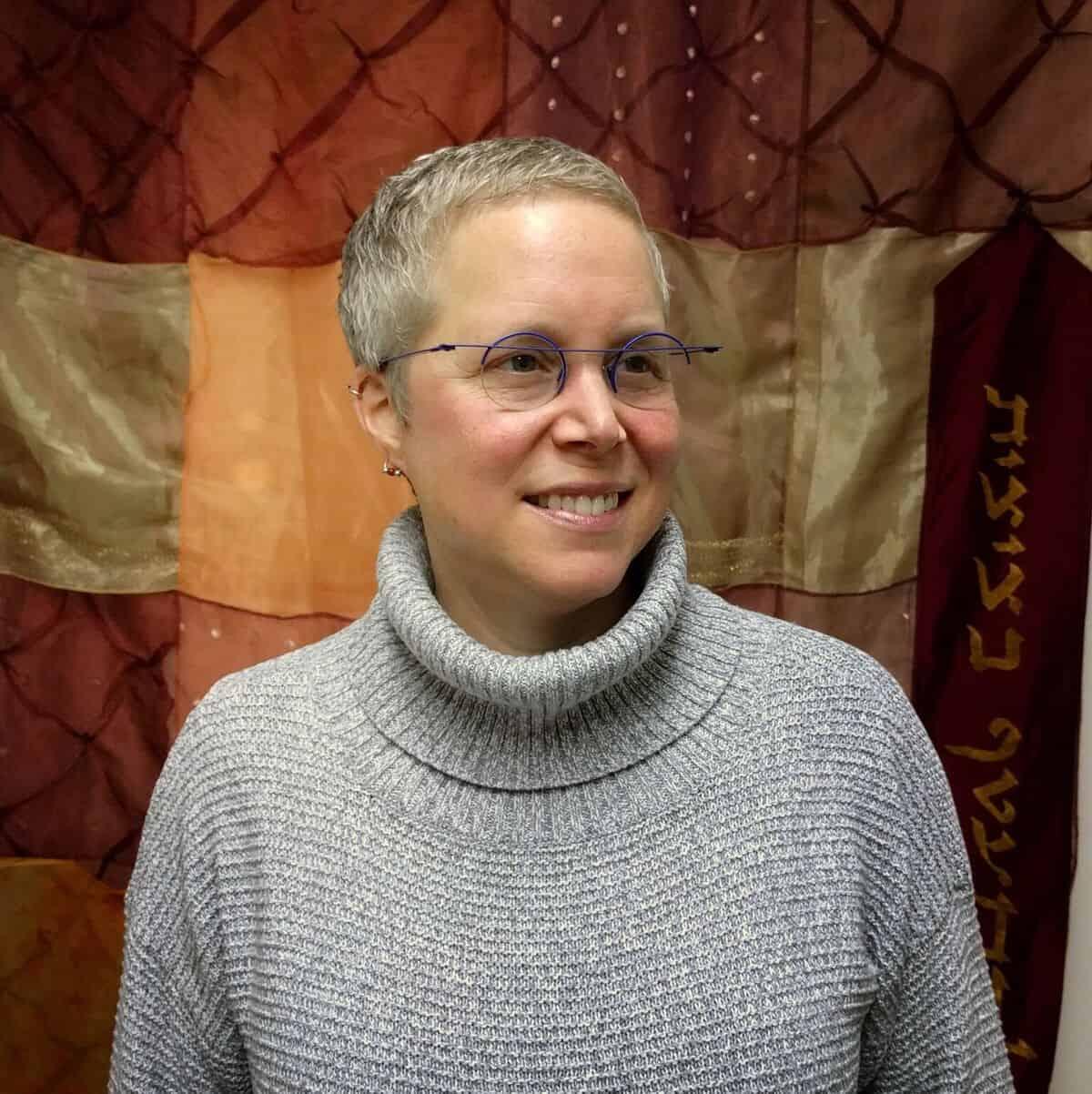 Family Member At Private Viewing Of Columbine High School: Danforth Jewish Circle